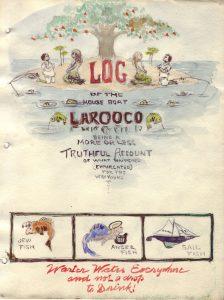 Log cover
